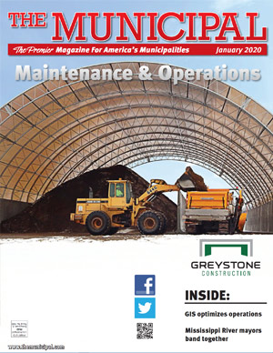 Download The Municipal Article: Facility Planning for Salt & Sand Storage Buildings