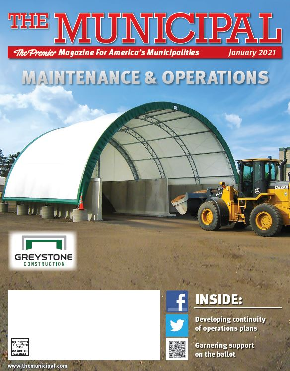 Download The Municipal Article: Built to Last - Two decades of safe and efficient salt and sand storage buildings
