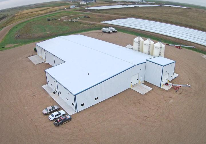 Agtegra Bulk Chemical Warehouse & Liquid Load-Out Building
