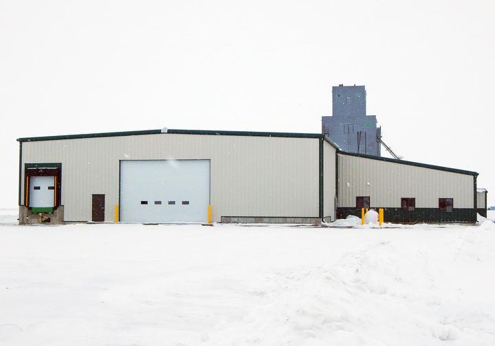 CHS Dakota Agronomy Partners Chemical Storage & Office