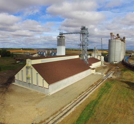Dry Fertilizer Storage Buildings