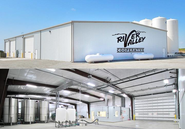 River Valley Cooperative Chemical Storage & Liquid Load-Out Facility