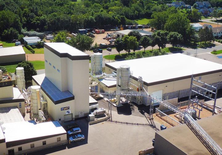 Koda Energy by Greystone, an industrial building contractor