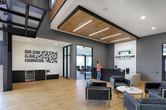 Greystone Construction Office Building Reception