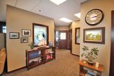 Tenant suite inside the HomeTown Bank multi-tenant office building