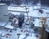 Construction of Koda Energy Fuel Delivery System & Biomass Energy Plant