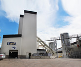 Ground view of Koda Energy Fuel Delivery System & Biomass Energy Plant
