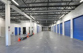 Inside the Interstate Self Storage Facility