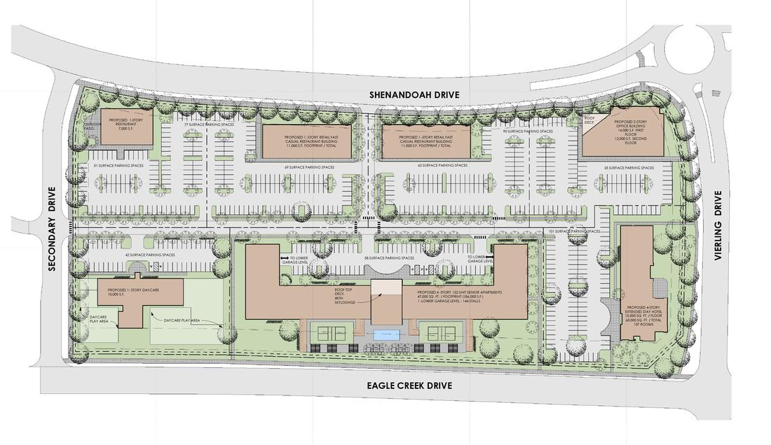 Greystone & Canterbury Park partner on Shakopee development